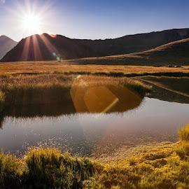 by Alexander Bakhur - Landscapes Sunsets & Sunrises
