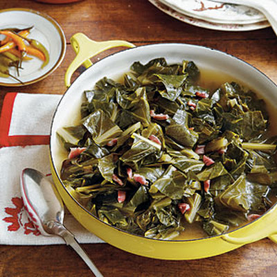 Old-Fashioned Collard Greens