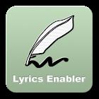Lyrics Enabler icon