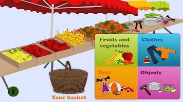 Screenshot of My English Market - course