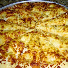 Garlic Flat Bread