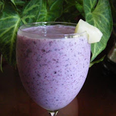 This Treat is a Purple Passion Cooler