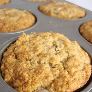 Banana Oatmeal Muffins Oat Flour Recipes