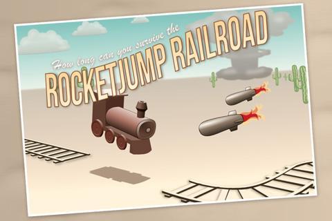 Rocketjump Railroad