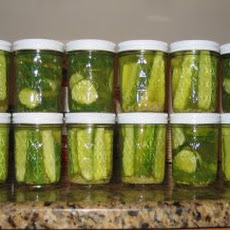 Basic Refrigerator Pickling Recipe