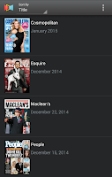 Screenshot of Next Issue Unlimited Magazines