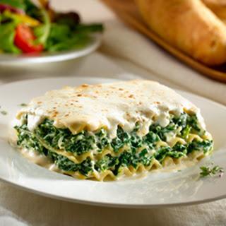 Spinach Lasagna Florentine Recipes