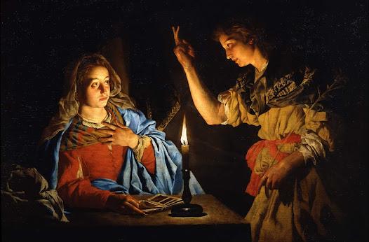 Stomer Mattia, Annunciazione  Cfr. http://www.googleartproject.com/museums/vangogh/gauguins-chair-36