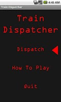 Screenshot of Train Dispatcher (Ad Free)