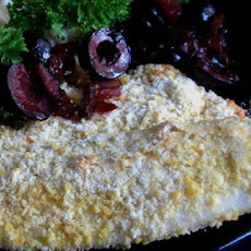 Oven Fried Catfish