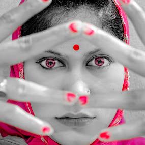Angry by Rahul Chakraborty - People Fashion