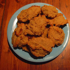 Honey Roasted Peanut Cookies