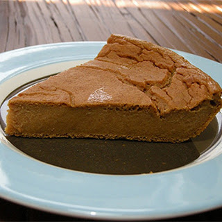 Happy Herbivore Crustless Pumpkin Pie