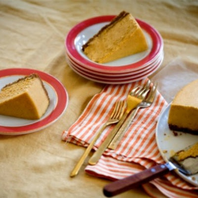 Low-Carb Pumpkin Cheesecake