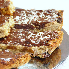 Muesli Bars with Chocolate
