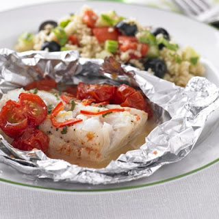 Mediterranean Style Fish Recipes