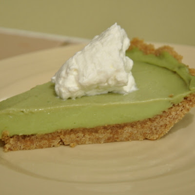Avocado Pie (Jagger Pie)