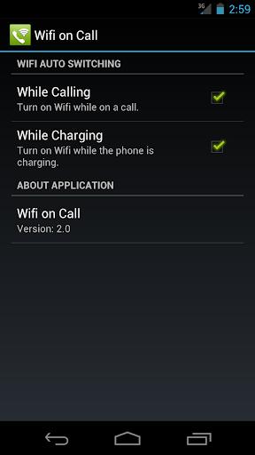 Wifi on Call