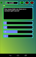 Screenshot of Crorepati Quiz Game