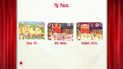 Animal Circus - Seek & Find - screenshot