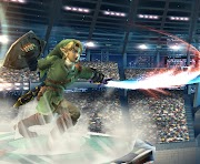 Snake actor stars in Smash Bros.