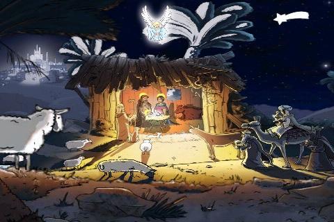 玩娛樂App|Christmas Crèche 3D免費|APP試玩
