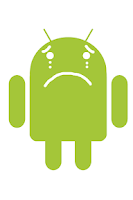 Screenshot of Android Lost