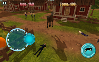 Screenshot of Horse Simulator 3D