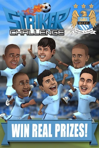 Manchester City FC Striker APK