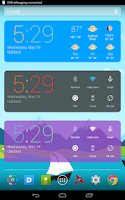 Screenshot of Kairo XP (for HD Widgets)
