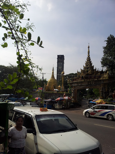 Chauk Htut Gyi Clock Tower
