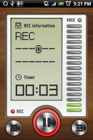 SoundTrail Audio Recorder