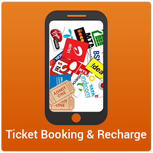 Ticket Booking & Recharge - Average rating 3.880