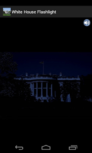 White House Flashlight - screenshot