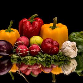 Farm Fresh #3 by Rakesh Syal - Food & Drink Fruits & Vegetables
