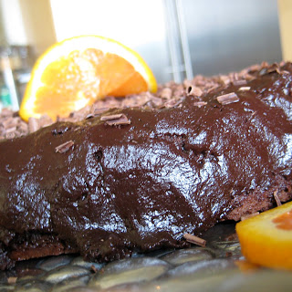 Flourless Chocolate Cake w/ Grand Marnier