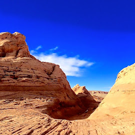 Antelope Canyon by Tyrell Heaton - Landscapes Deserts