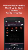 Screenshot of K-pop Karaoke (KPOP) LITE