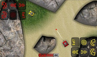 Screenshot of Action for 2 Players
