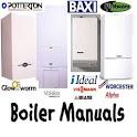 Boiler Manuals