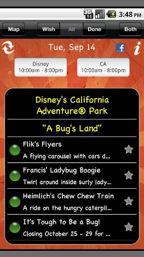 Parktastiq Disneyland iGuide