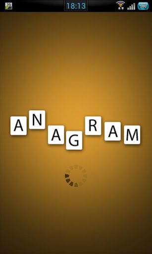 English Anagram GAME lite