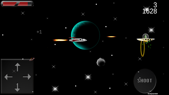 Space Raider - screenshot