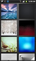 Screenshot of HD Wallpapers for Galaxy S2
