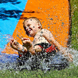 by Robin Thurner - Babies & Children Children Candids ( water, summer, summer fun )