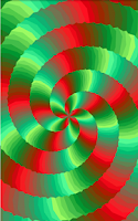 Screenshot of Hypnotic Mandala full version