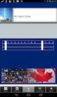 Screenshot of Toronto Baseball