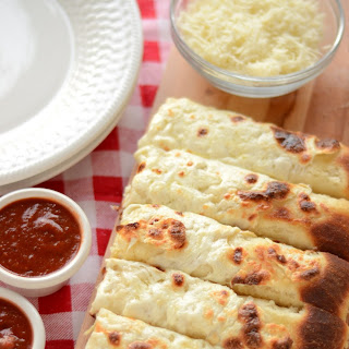 Pizza Hut Cheese Bread