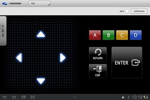 Screenshot of Samsung Smart View 1.0-Tab
