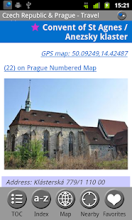 Czech Republic - FREE Guide - screenshot